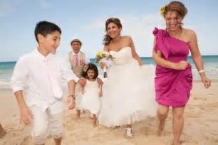 wedding in hawaii all inclusive hawaiian wedding or honeymoon packages