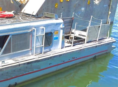 Aluminum Boats For Sale Montreal by Aluminum Jet Boat 12 Passenger More Pictures Added 1974