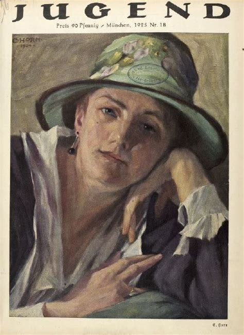 jugend vintage german art nouveau magazine jugendstil