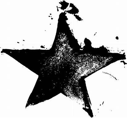 Star Grunge Stamp Transparent Onlygfx Format Px