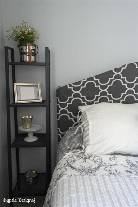 how to cover a headboard easy no sew headboard slipcover tutorial remodelaholic
