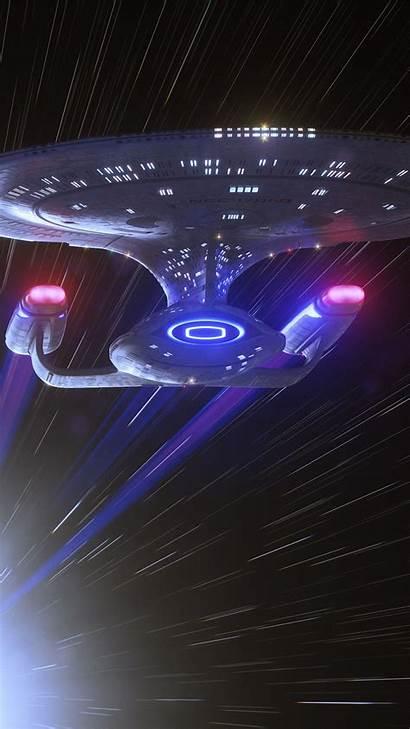 Trek Star Phone Wallpapers Fi Sci Iphone