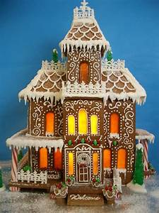 Gingerbread House - 2011