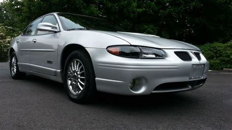 Buy Used 2001 Pontiac Grand Prix Gtp Supercharged Special