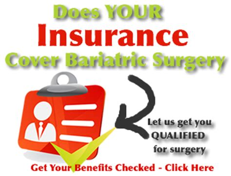 Bariatric surgery insurance coverage will depend on the specific health care plan you are enrolled in and if there is a bariatric benefit for the member. Cigna Insurance for Bariatric Surgery Requirements