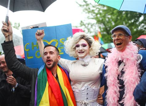 German Lawmakers Vote To Legalize Same Sex Marriage Cbs News