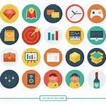 Icons Flat Icon Untuk Website Terbaik Gratis
