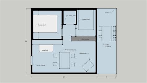 floor plans maker cottage floor plan resort for sale ontario canada