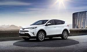Toyota Rav4 Hybrid : 2016 toyota rav4 hybrid one limited edition marks european debut of the prius suv autoevolution ~ Medecine-chirurgie-esthetiques.com Avis de Voitures