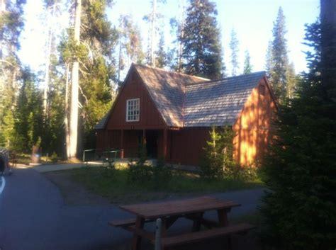 crater lake cabins inside crater lake national park the cabins at mazama