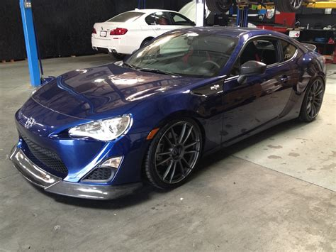 lifted subaru brz 19 quot gram lift 57extreme wheel and tire combo scion fr s