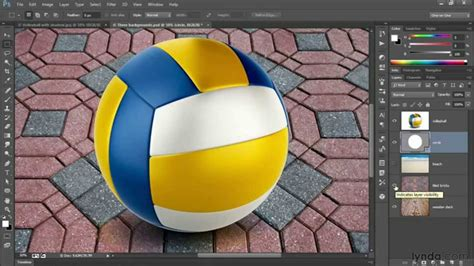 blending  objects shadow   background lensvid