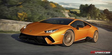 Official 2018 Lamborghini Huracan Performante Gtspirit