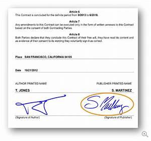 the electronic signature evolis With electronic document signature