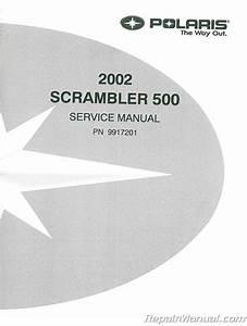 2002 Polaris Scrambler 500