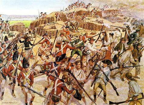 siege bred battle of bunker hill