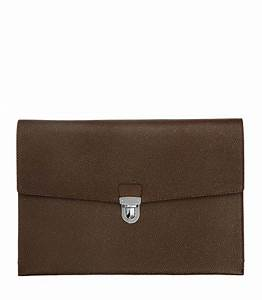 reiss shredder small foldover document holder in brown for With small documents holder