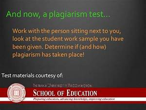 how to check if your paper is plagiarized