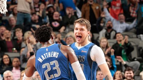 NBA round-up: Luka Doncic scores 21 points as Dallas ...