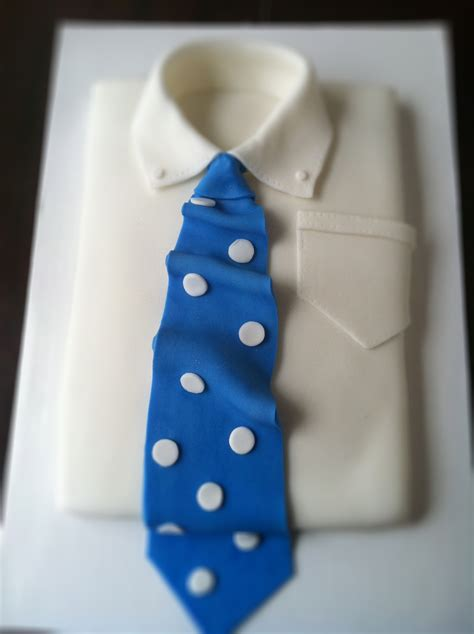 How To Make A Shirt And Tie Cake  Bell' Alimento Bell