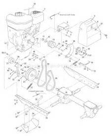 deck belt diagram for troy bilt bronco deck free engine image for user manual