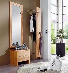 Garderoben Set Massivholz : garderoben set dielenm bel flurm bel kernbuche massiv ge lt ~ Whattoseeinmadrid.com Haus und Dekorationen