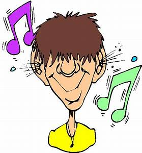 Best Listening to Music Clipart #28943 - Clipartion.com