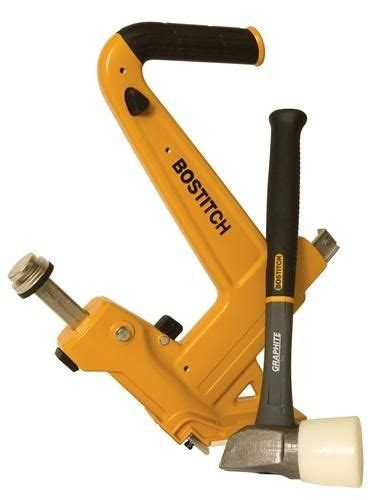Bostitch Mfn201 Manual Hardwood Flooring Cleat Nailer
