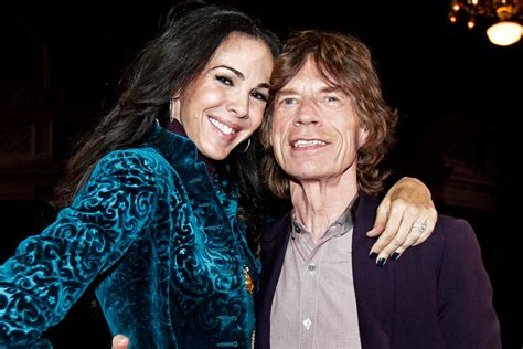 mick jagger freundin l wren funeral switched to west coast by jagger