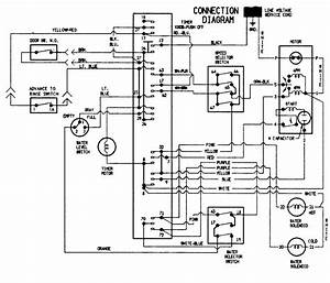 Kenmore Washing Machine Motor Wiring Diagram