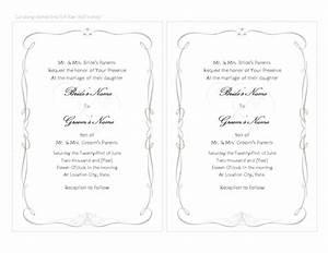 download free printable invitations of wedding invitation With free printable scroll wedding invitations