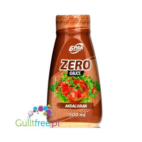 sauce andalusian 6pak zero makaronu guiltfree aromatyczny sos