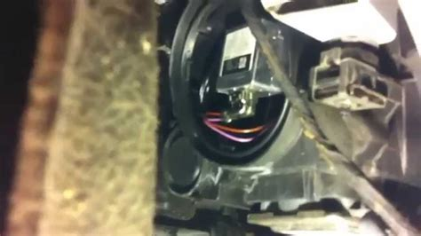 how to replace audi a7 hid headlight bulb 2010 present