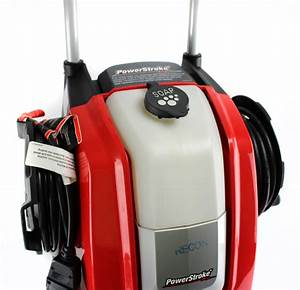 Powerstroke 1700 Psi Electric Power Pressure Washer
