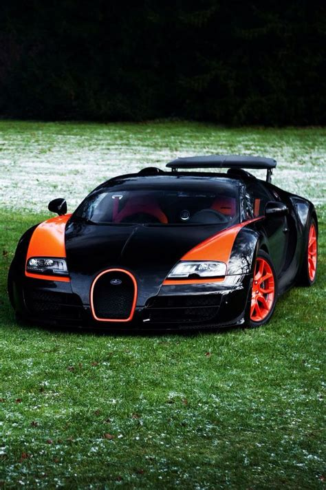 The supercar set another world speed record for the brand. Bugatti Veyron Grand Sport Vitesse WRC