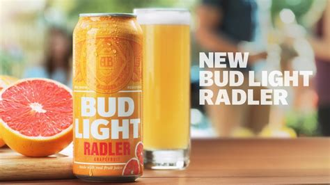 new bud light new bud light radler