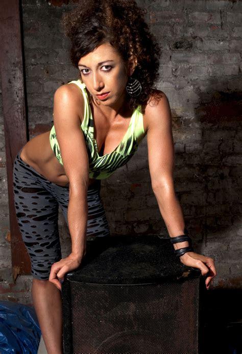 Burlesque Nyc Dancer J