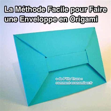les 25 meilleures id 233 es concernant faire une enveloppe sur des enveloppes de papier