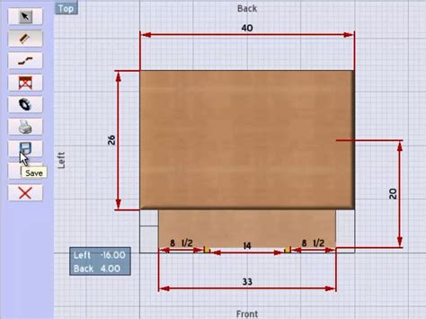 create shop drawings  sketchlist  woodworking design software