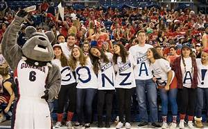 Claire-ification: Gonzaga's Kennel makes UCLA's Den look ...