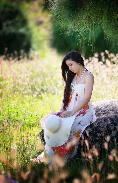 vietnam girl female asia people young lifestyle