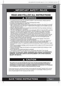 Krystal Clear Model 637r Filter Pump Manual For Intex And