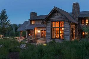 Beyond, Beautiful, Rustic, Mountain, Home, With, Fabulous, Views, Of, The, Tetons