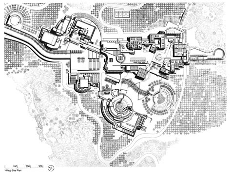 The Getty Center – Richard Meier & Partners Architects