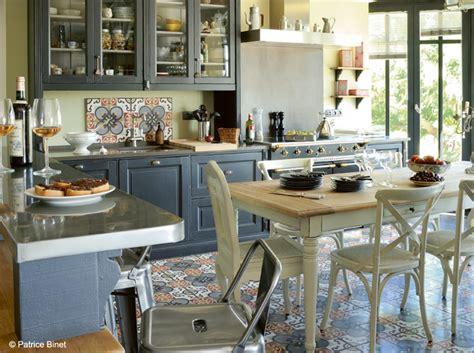carreaux de cuisine 10 cuisines pour recevoir décoration
