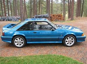 Paxton Supercharged 1993 Ford Mustang Cobra On Sale for $25,000 Negotiable - autoevolution