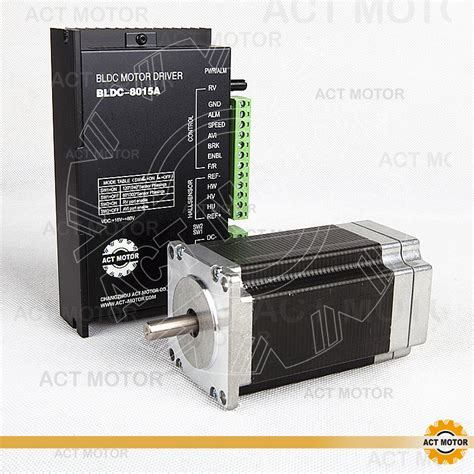 aliexpress buy act motor 1pc nema23 brushless dc