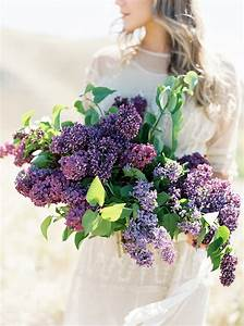 Lilac Wedding Flower Inspiration Once Wed