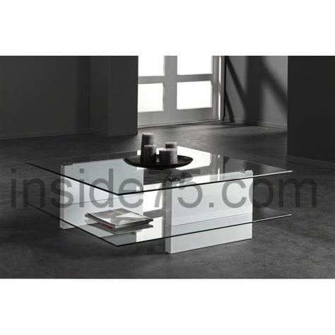 table basse carree verre table basse verre carree home design architecture cilif