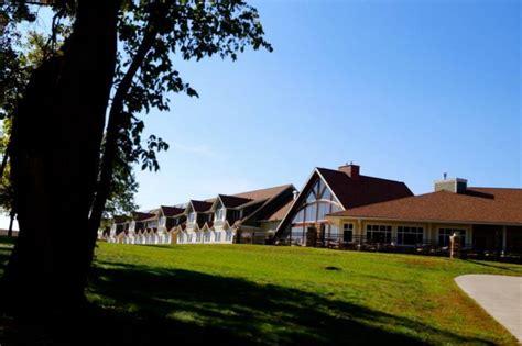 lake rathbun cabins known resort in iowa
